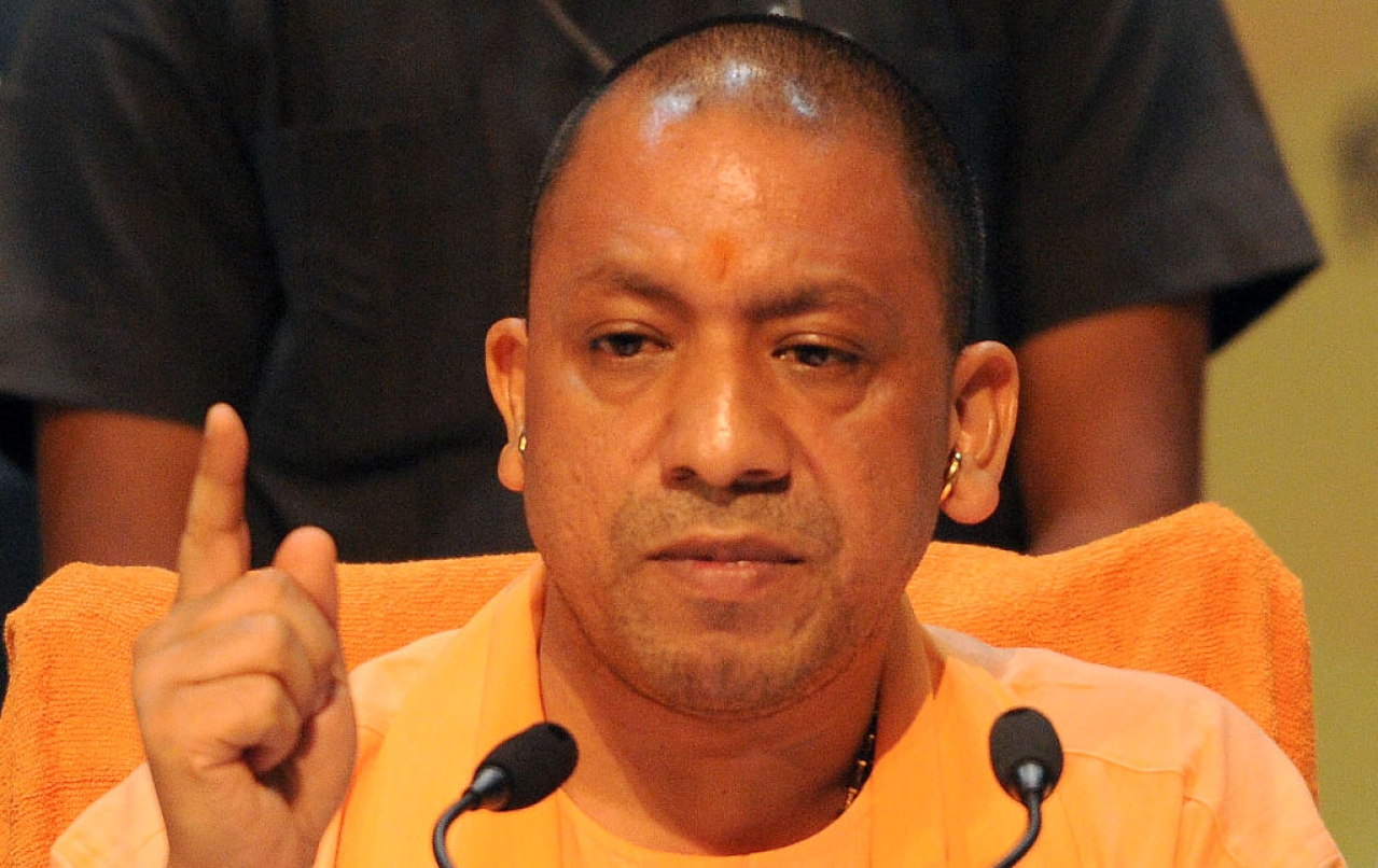 Uttar Pradesh Chief Minister Yogi Adityanath. (GettyImages)