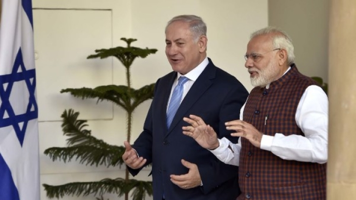 India-Israel Relations: A Burgeoning Partnership That Can Only Grow Stronger