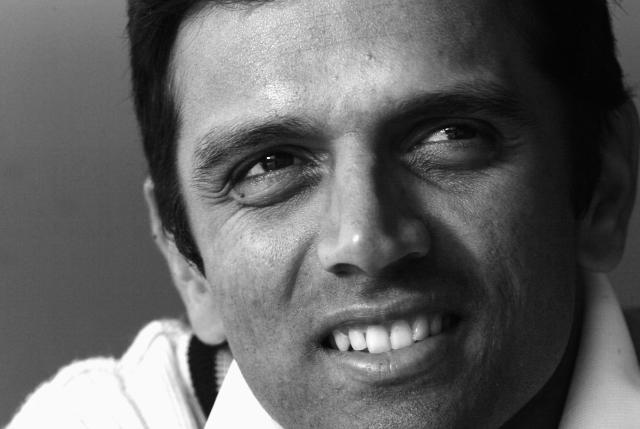 Rahul Dravid (Hamish Blair/Getty Images)