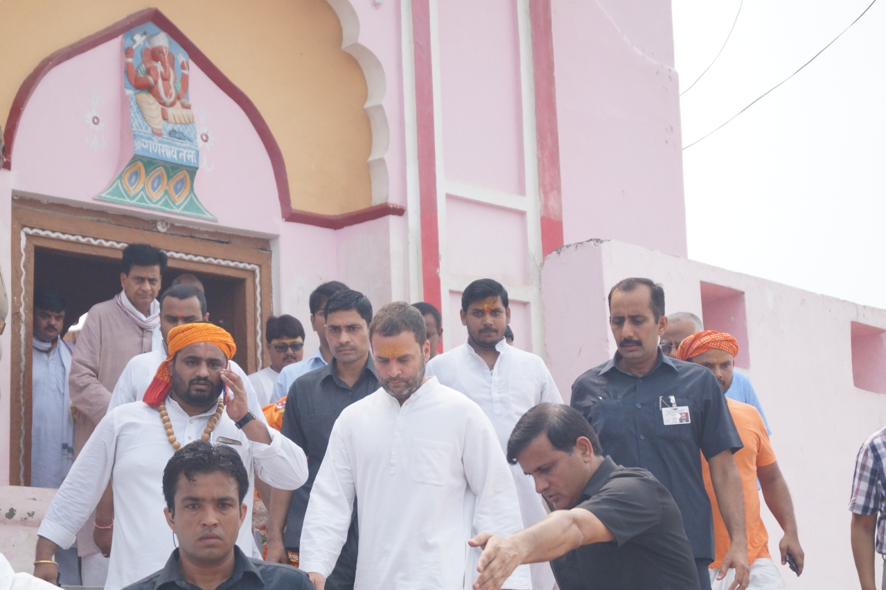 Temple Run 2.0: Congress Asks Rajasthan Unit For List Of Temples, Rahul Gandhi Likely To Visit