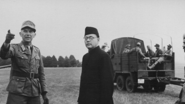 Subhas Chandra Bose: Support And Betrayal