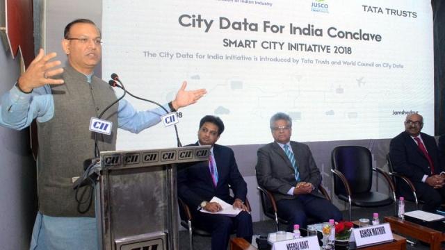 """Solving The Urban Traffic Crisis: Jayant Sinha Proposes Flying """"Air-Rickshaws"""""""