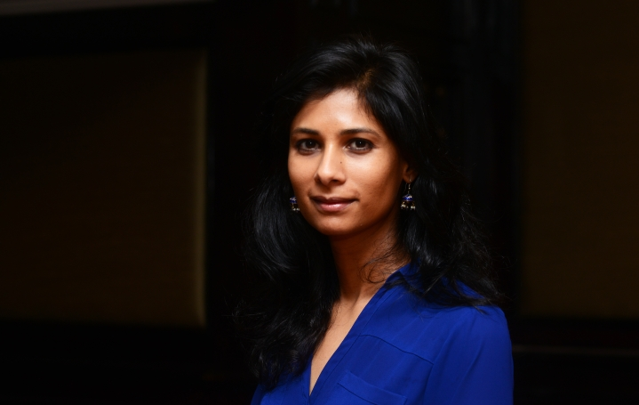 Innocuous Remark By Harvard Economist Gita Gopinath Angers Kerala's Communists