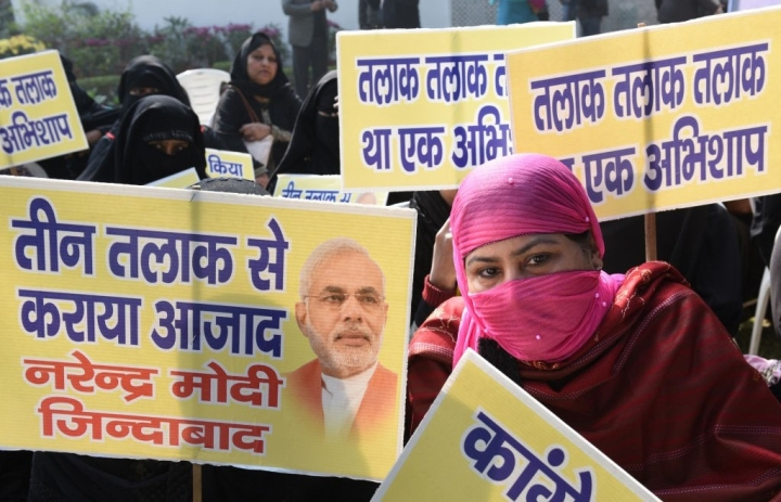 Forget Party Differences, Back Triple Talaq Bill: Centre's Appeal To Sonia Gandhi, Mamata Banerjee And Mayawati