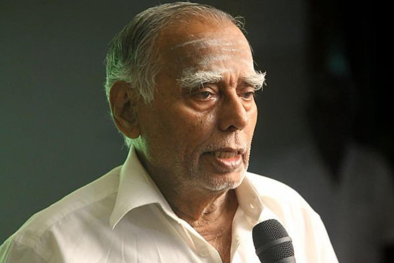 Ramachandran Nagaswamy (Piorajasekar/Wikimedia Commons)