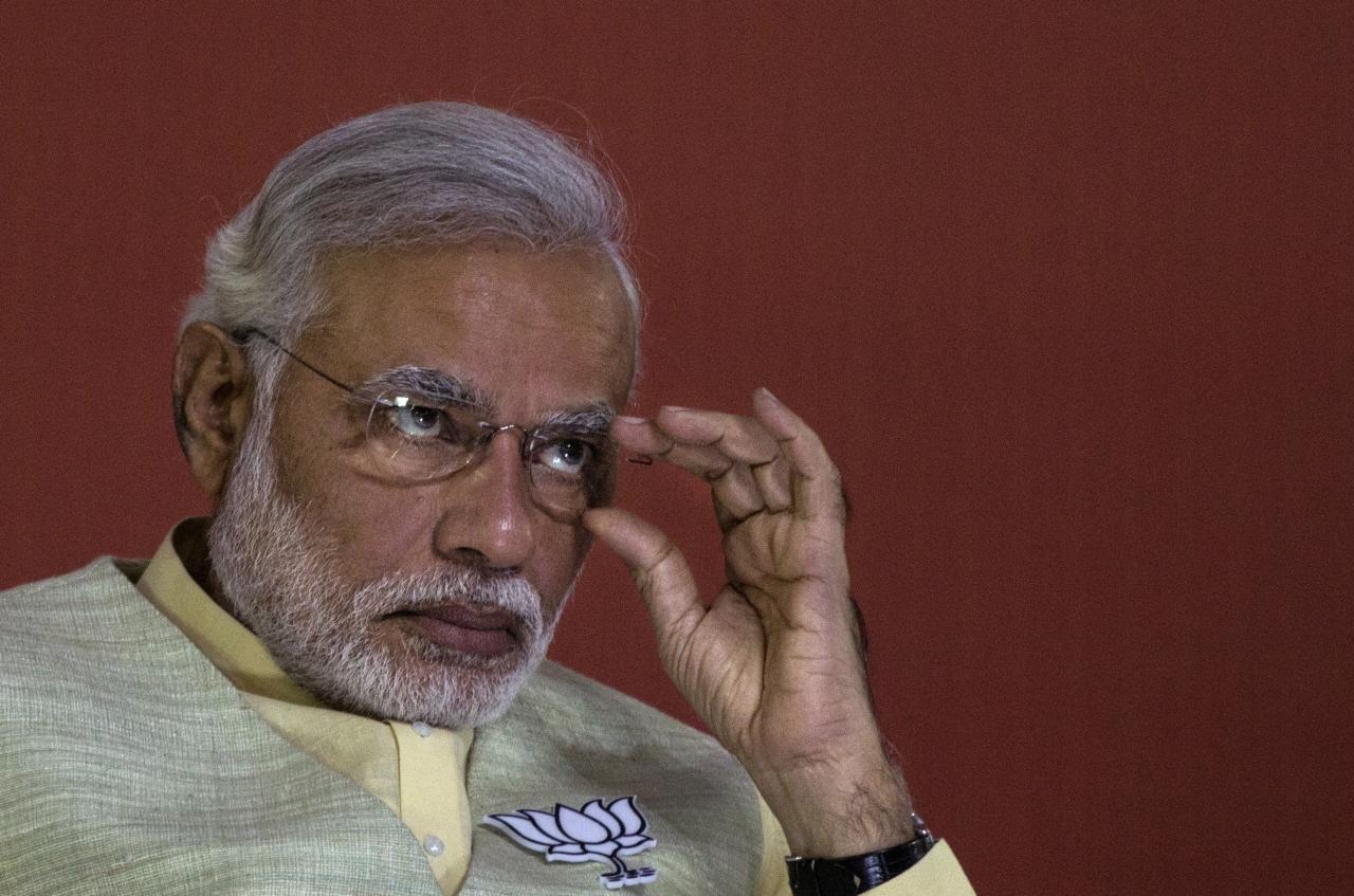 Prime Minister Narendra Modi. (GettyImages)