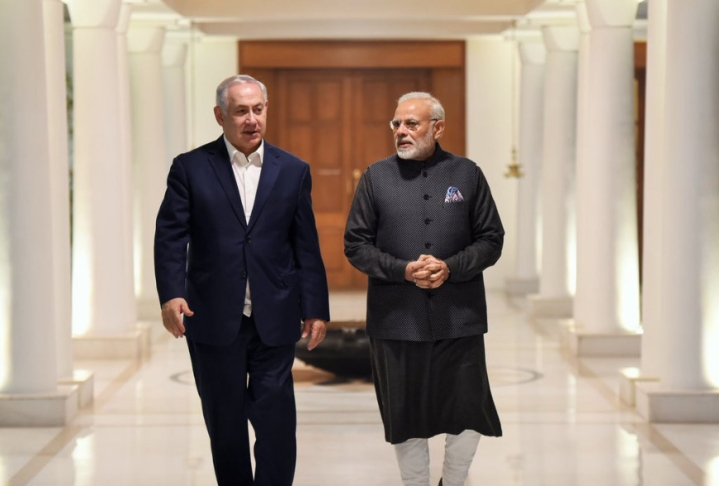 Does India Have An Israel Policy?