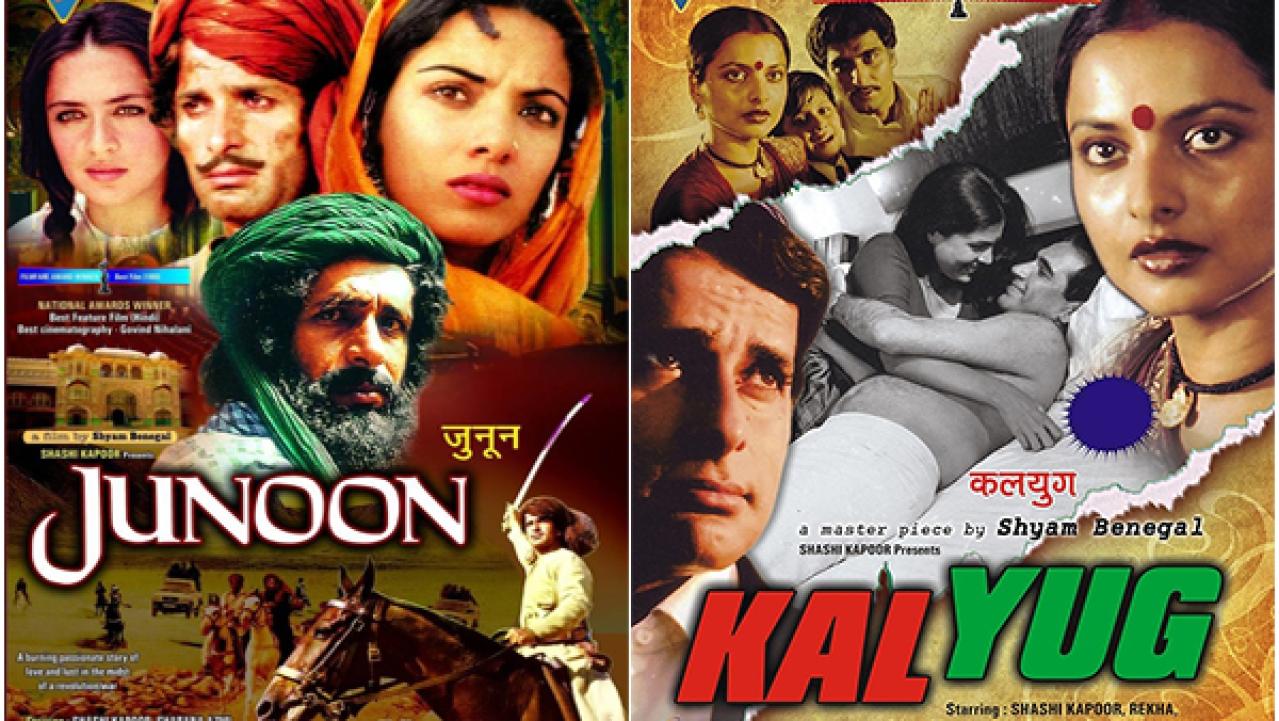 Film Posters of Junoon and Kalyug