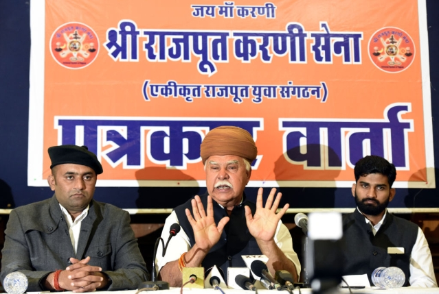 Everything You Wanted To Know About Karni Sena But Didn't Know Where To Ask