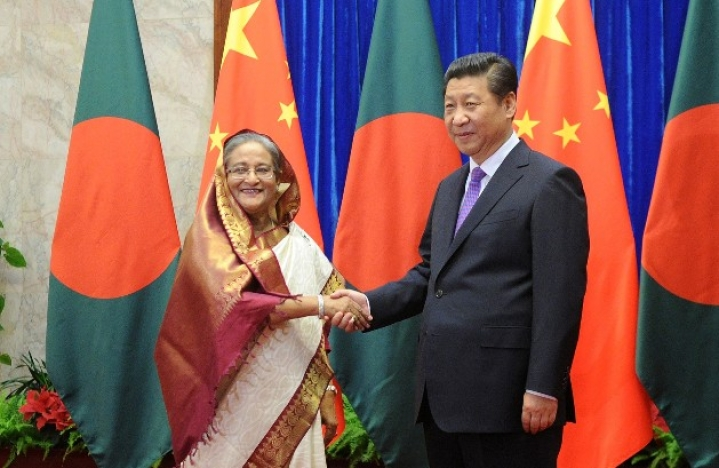 In A Snub To Beijing, Bangladesh Blacklists Chinese Infra Firm On Pretext Of 'Bribing Officials'