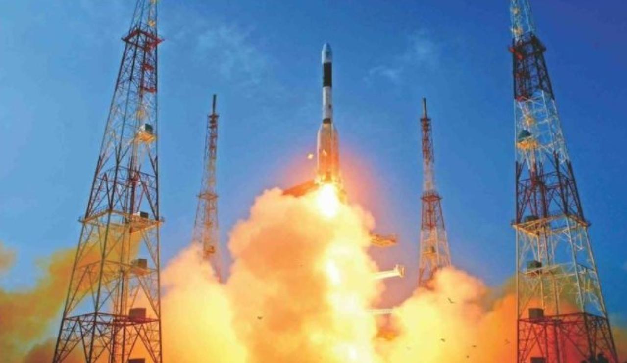 ISRO's PSLV C-40 Takes Off To Put India's Hundredth Satellite In Orbit