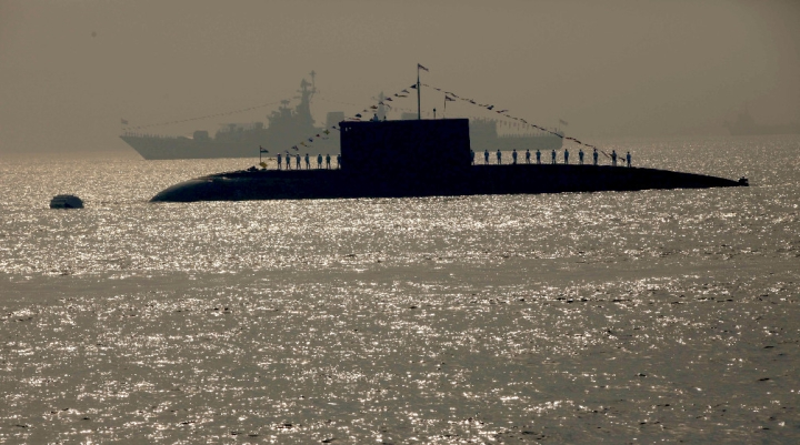 Accident At Harbour 'Grounds' India's Home-Built Nuclear Submarine INS Arihant
