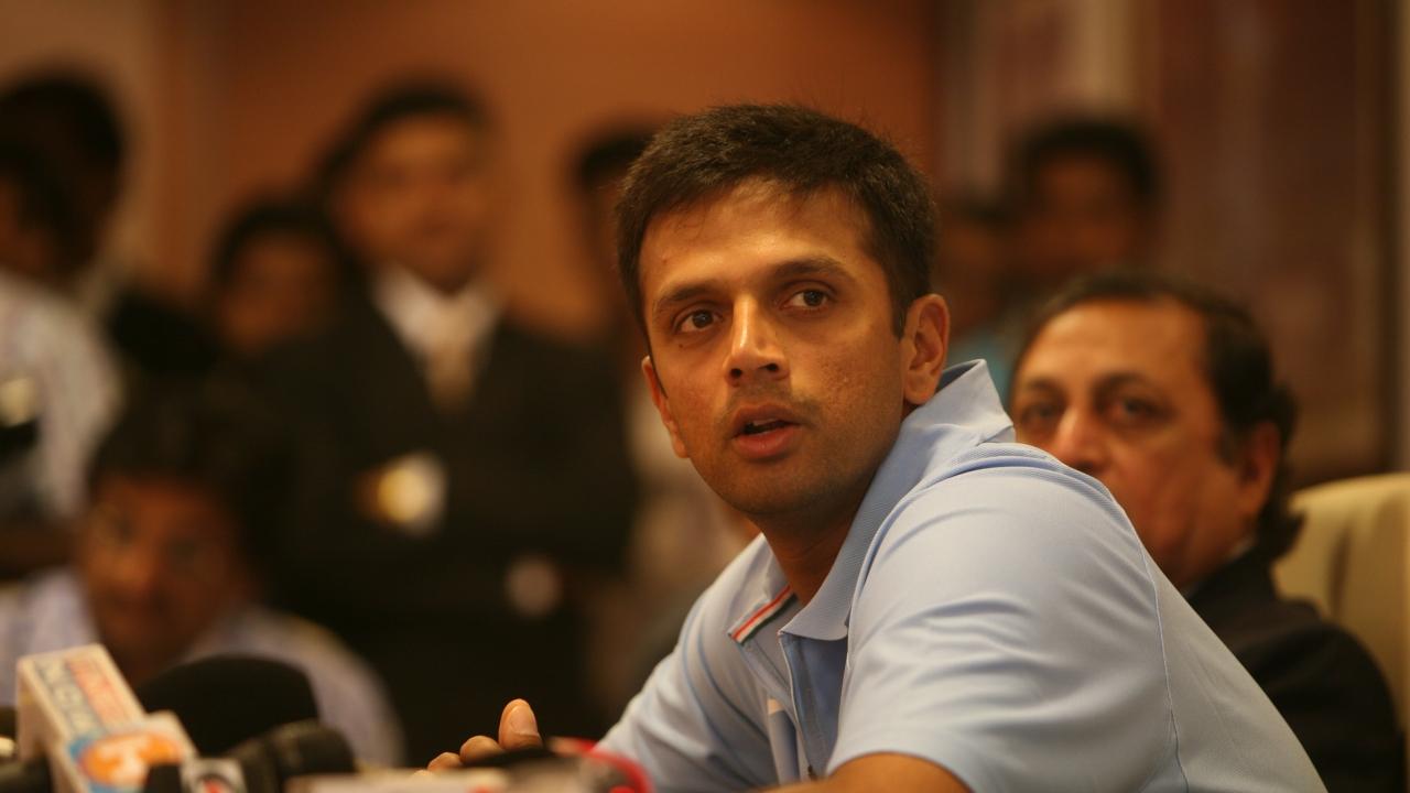 Rahul Dravid (Manoj Patil/Hindustan Times via Getty Images)