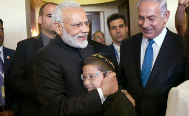 An Emotional Moment For Indo-Israel Ties – Moshe Is Going Back To Nariman House