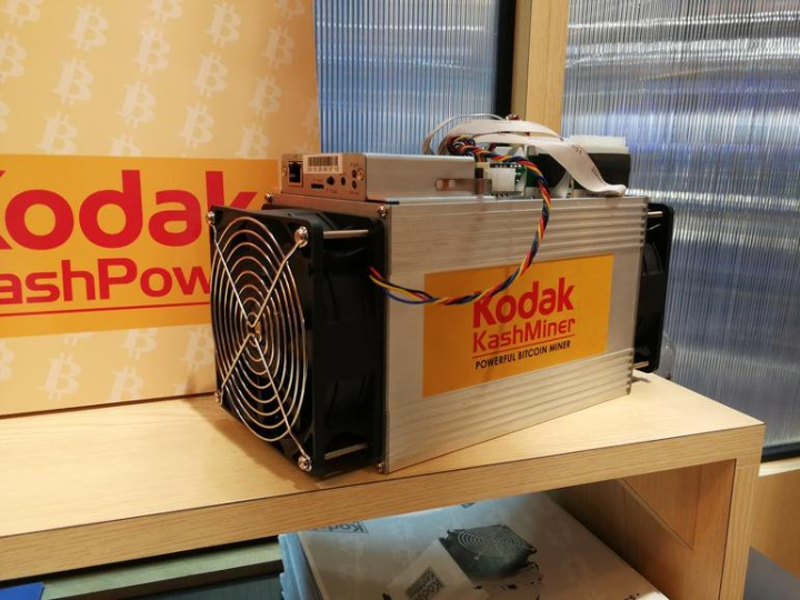 Kodak Announces 'KodakCoin' To Help Photographers Control Image Rights, Launches Subscription-Based Mining Hardware