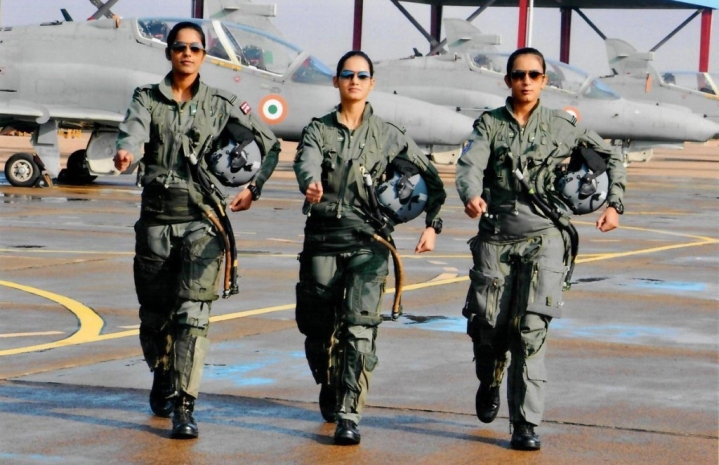 India's First-Ever Women Fighter Pilots All Set To Go Supersonic In IAF's MiG-21s