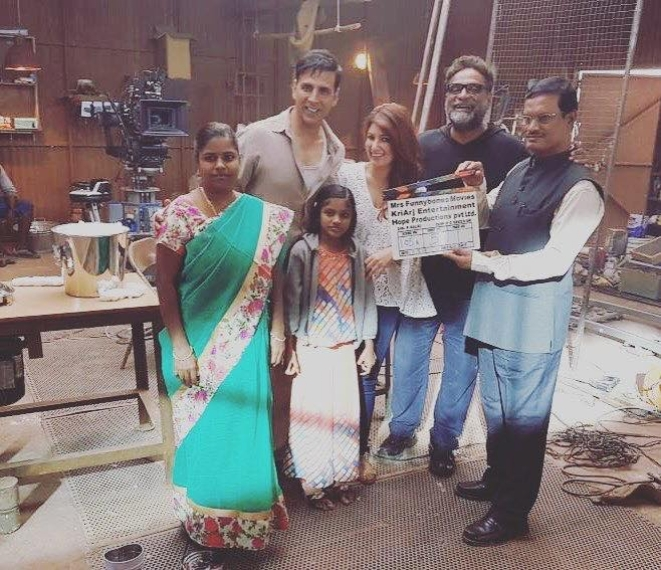 On the sets of Pad Man