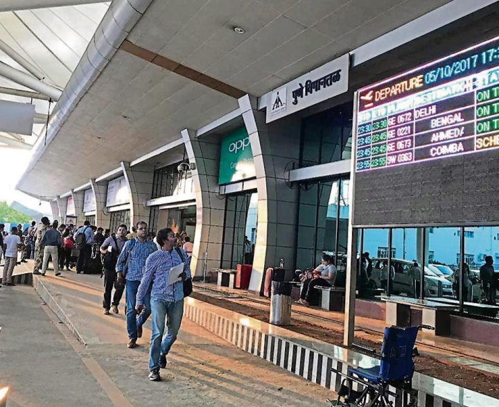 AAI Chief Says Air Force Has Given Green Signal For Pune's New Airport