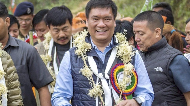 BJP Government In Arunachal Pradesh Wants To Repeal Forty Year-Old Anti-Conversion Law