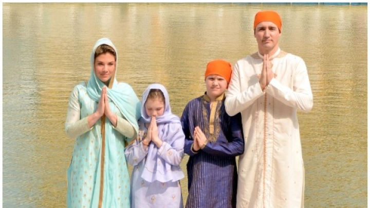 What Justin Trudeau Thinks Of Punjabis, And What Punjabis Think Of Trudeau