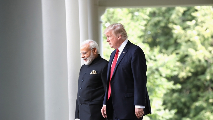As Maldives' Yameen Banks On China For Support, Modi And Trump Discuss Situation Over Phone Call