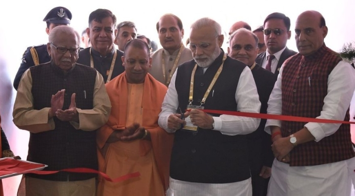 UP Investors Summit 2018: Yogi Government Signs MoUs Worth Rs 4.28 Lakh Crore On Day 1