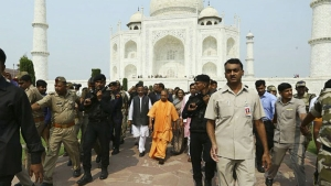 Yogi's Tourism Policy For UP Aims At Increasing Foreign Tourists By 15 Per Cent, Creating Five Lakh Jobs