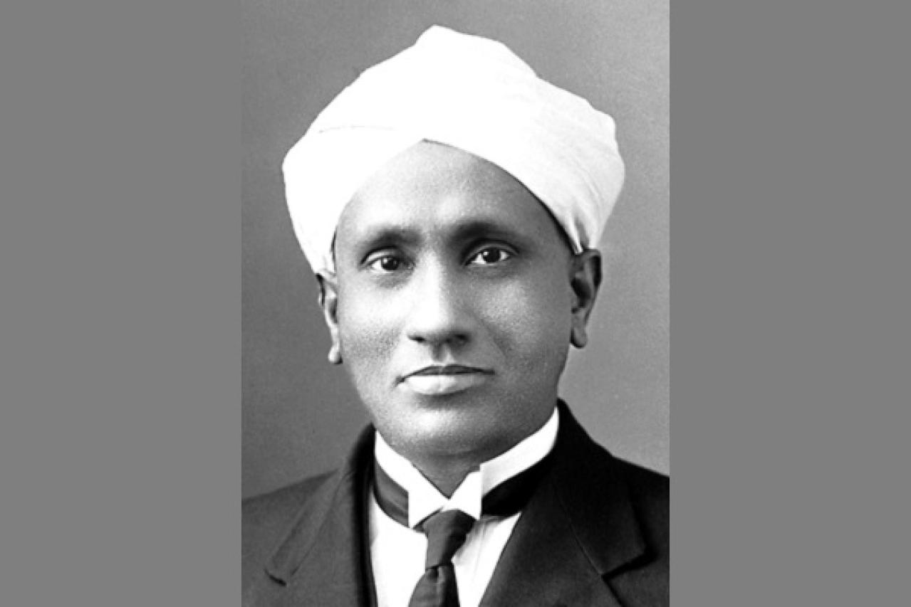 Sir Sir Chandrasekhara Venkata Raman
