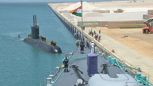 India Could Soon Set Up  A Military Base In Oman, Says Report