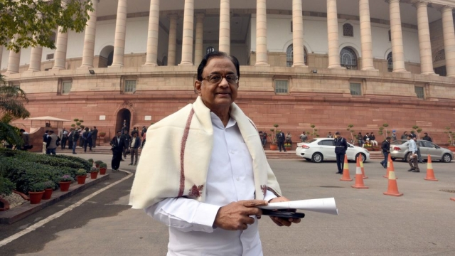 Answers To Your 12 Questions, Mr Chidambaram