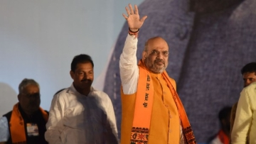 Six Takeaways From Amit Shah's Visit To Coastal Karnataka