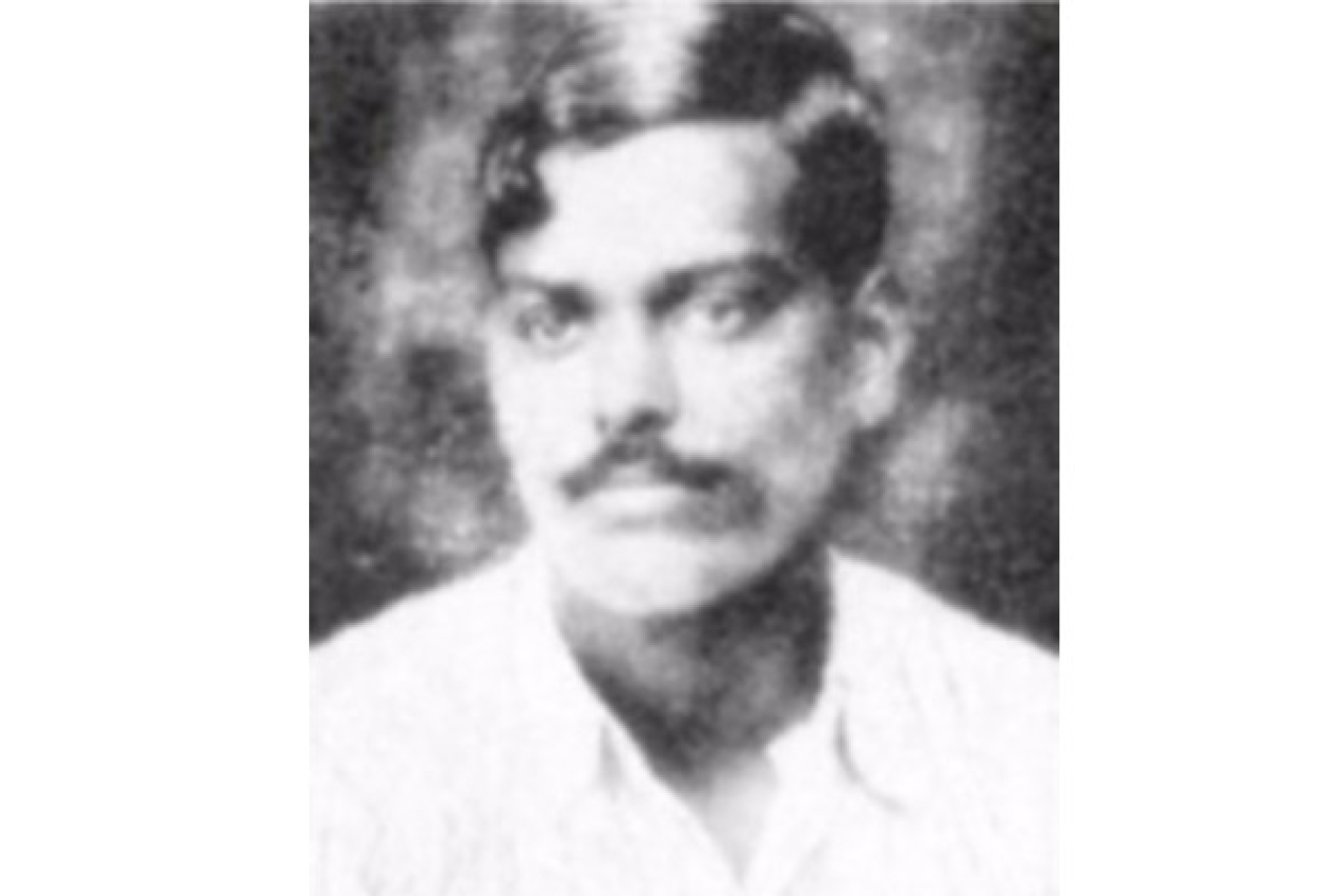 Chandrashekar Azad ... brave son of India