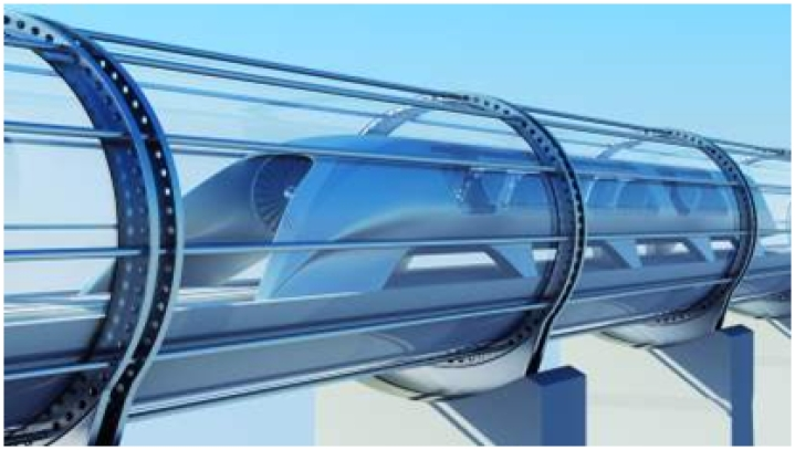 Transport Of The Future: Why Hyperloop Is Still A Long Way Off