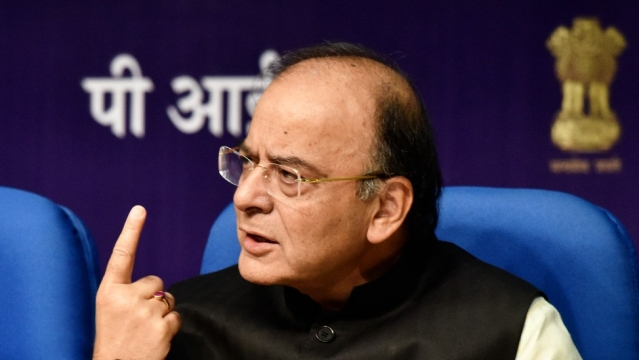 Missing Month Of GST Revenue Largely Responsible For Fiscal Slippage: FM