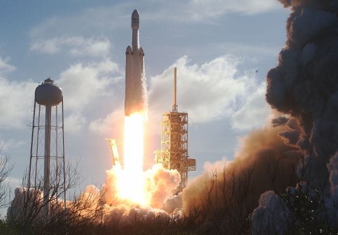 After SpaceX Falcon Heavy's Success ISRO Says It May Also Build A Super Lift Rocket