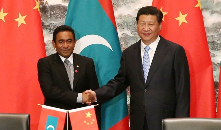 In Another Hostile Move, Maldives Sends Envoys To 'Friendly' China, Pakistan And Saudi Arabia; Skips India