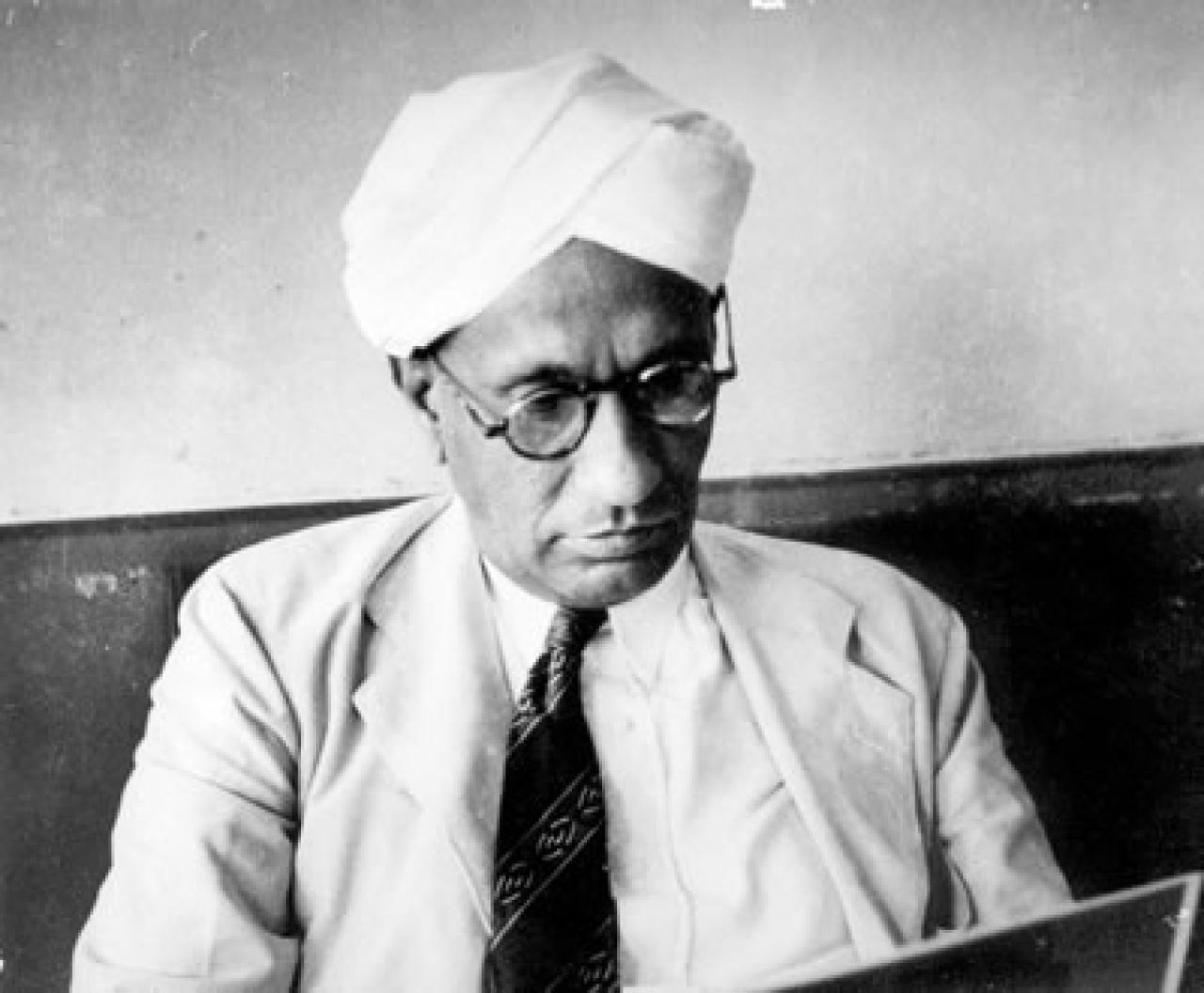 Sir C V Raman (IISc Bangalore)