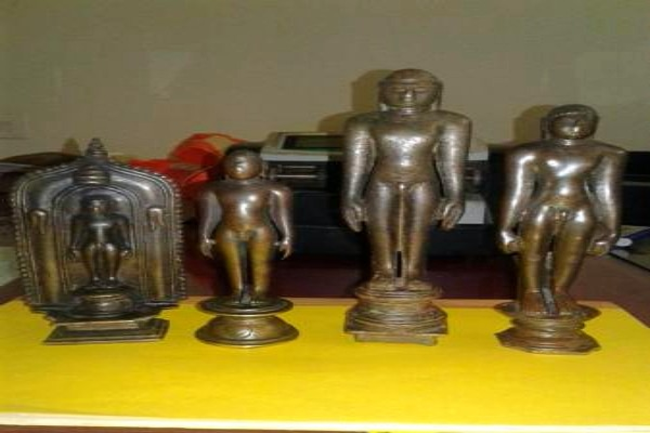 Heritage For Sale: Congress Apathy On Display As Youth Leader Arrested For Selling Stolen Jain Idols
