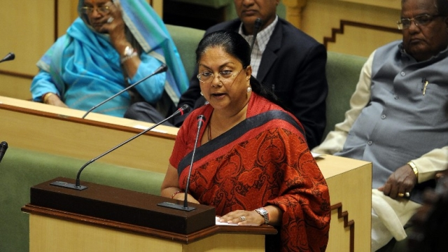 Rajasthan State Budget: Farm Loan Waiver Among Populist Measures Announced By Raje Government