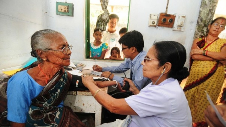 Doctor-Patient Ratio In  Karnataka Among The Lowest In The Country