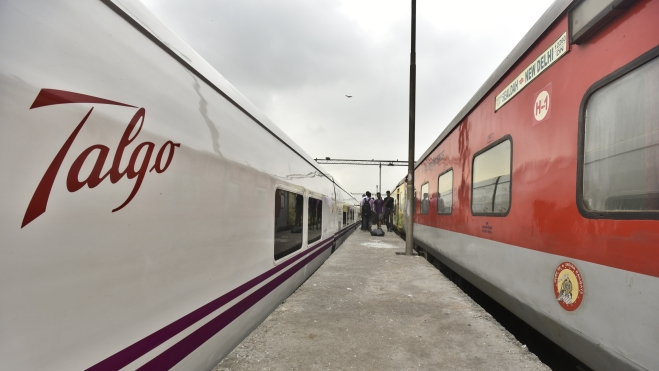 Indian Railways To Announce 10,000 km Of High-Speed Rail Corridors