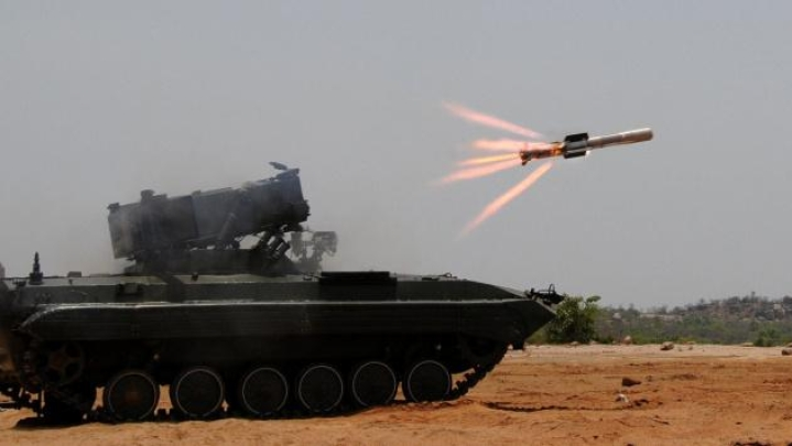 India's Indigenous Anti-Tank Missile Clears Final Trials, Declared Ready For Induction Into  Army