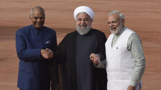 Rouhani's India Visit: A Modest Effort Towards Adding Dynamism To Indo-Iranian Ties
