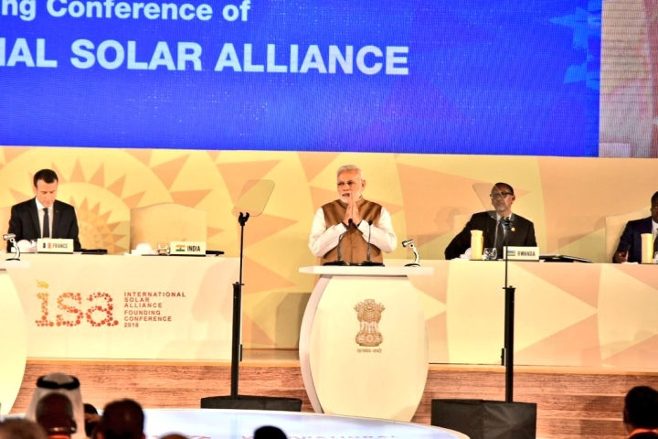 India Extends $1.4 Billion Line Of Credit To Support 27 Solar Energy Projects In 15 Countries