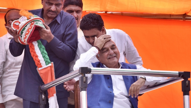 Hooda In Big Trouble As Supreme Court Rules That His Government Defrauded Farmers Of Rs 1,500 Crore