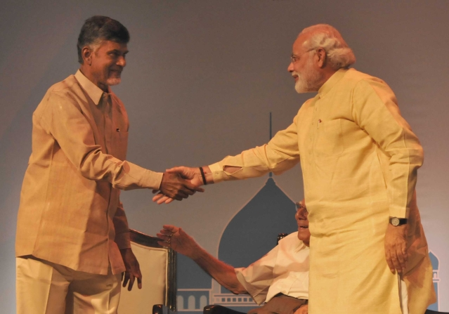 Why Chandrababu Naidu's Blow-Hot-Blow-Cold Ties With BJP Have Only Been Opportunistic