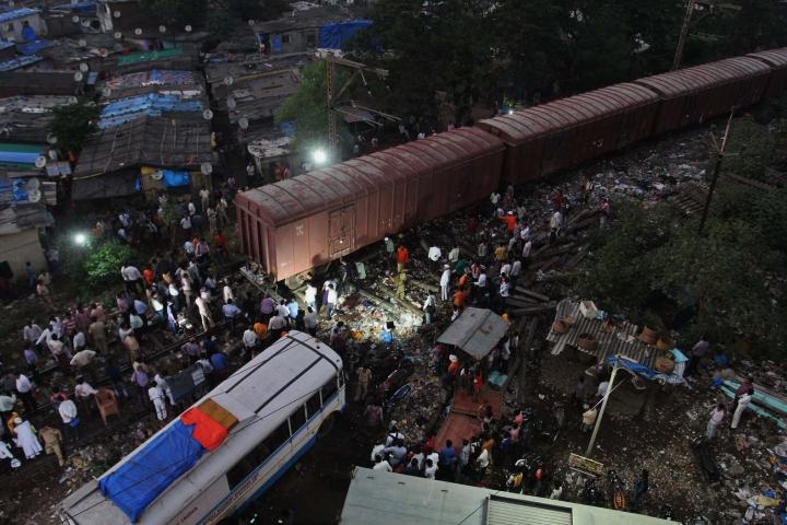 Indian Railways To Set Up Online Stock Monitoring Platform To Prevent Derailments