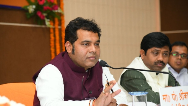 One Year Of Yogi Adityanath Government: An Exclusive Interview With Power Minister Shrikant Sharma