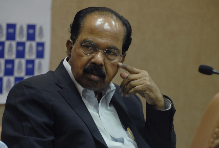 Twitter Handle Claiming To Be Former Union Minister Veerappa Moily Slams Karnataka Minister For 'Nexus' With Contractors