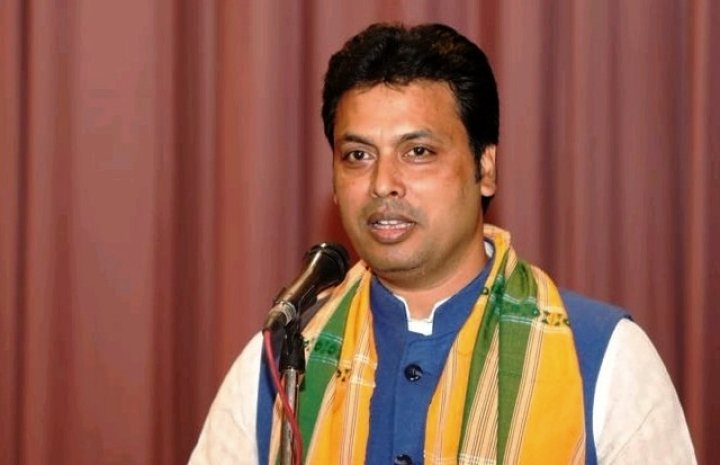 Biplab Deb, A Long-Time RSS Functionary, To Be The New Chief Minister Of Tripura